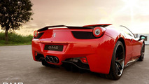 DMC unveils the Ferrari 458 Spider Elegante