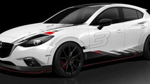 Mazda previews their SEMA lineup