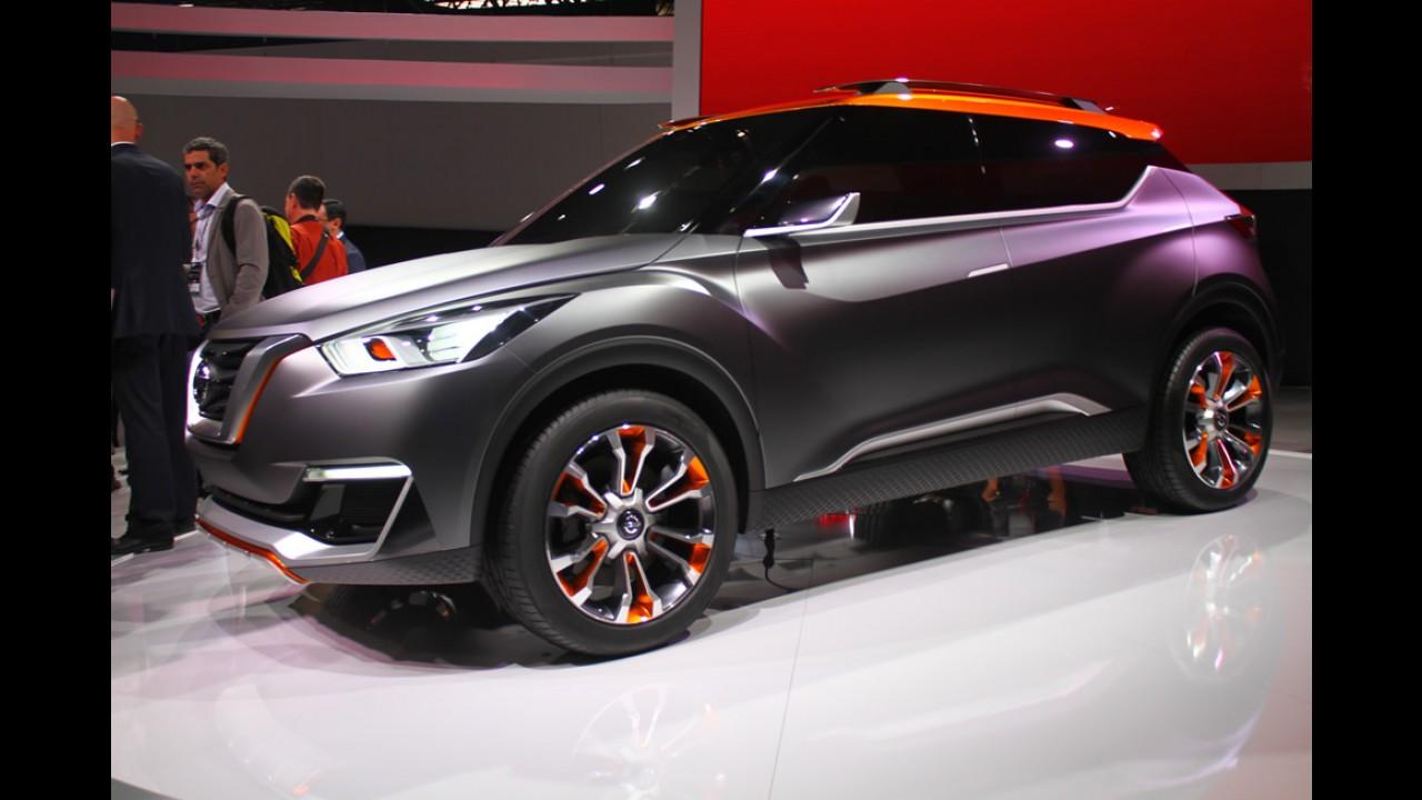 Nissan March e Versa ganharão câmbio CVT em junho