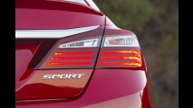 Honda mostra novo Accord Sport manual e versão Coupé - veja fotos