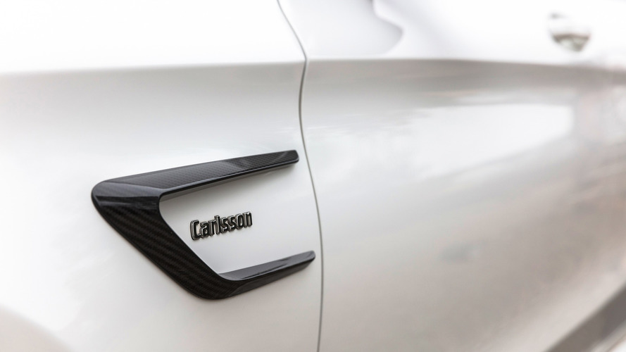Mercedes-AMG C63 S par Carlsson