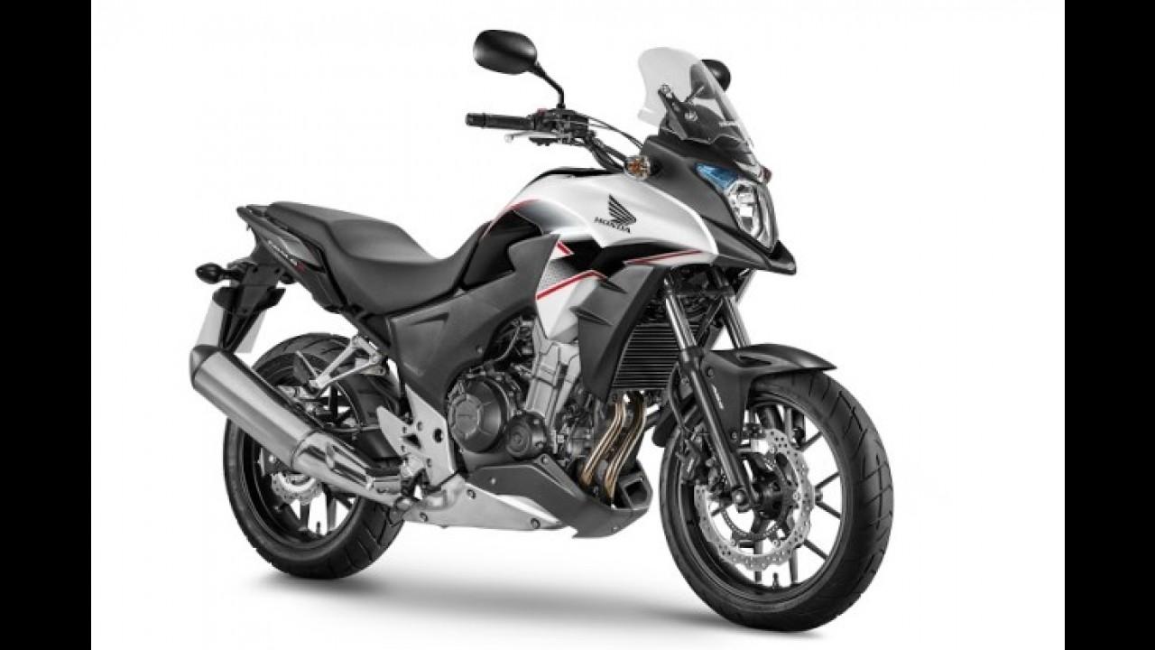 Honda apresentará a renovada CB 500X 2016 na próxima semana