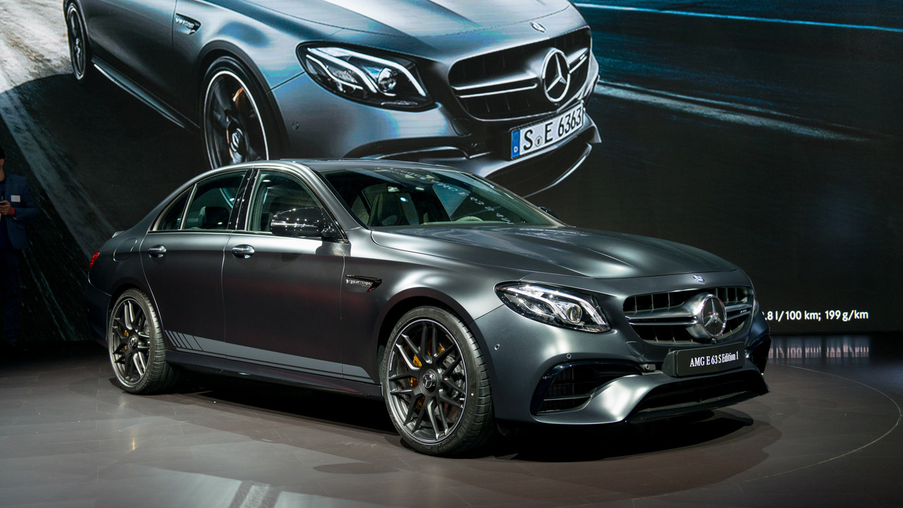 2018 e63 mercedes amg s brings showstopping 603 hp to la for Mercedes benz e63 amg 2017