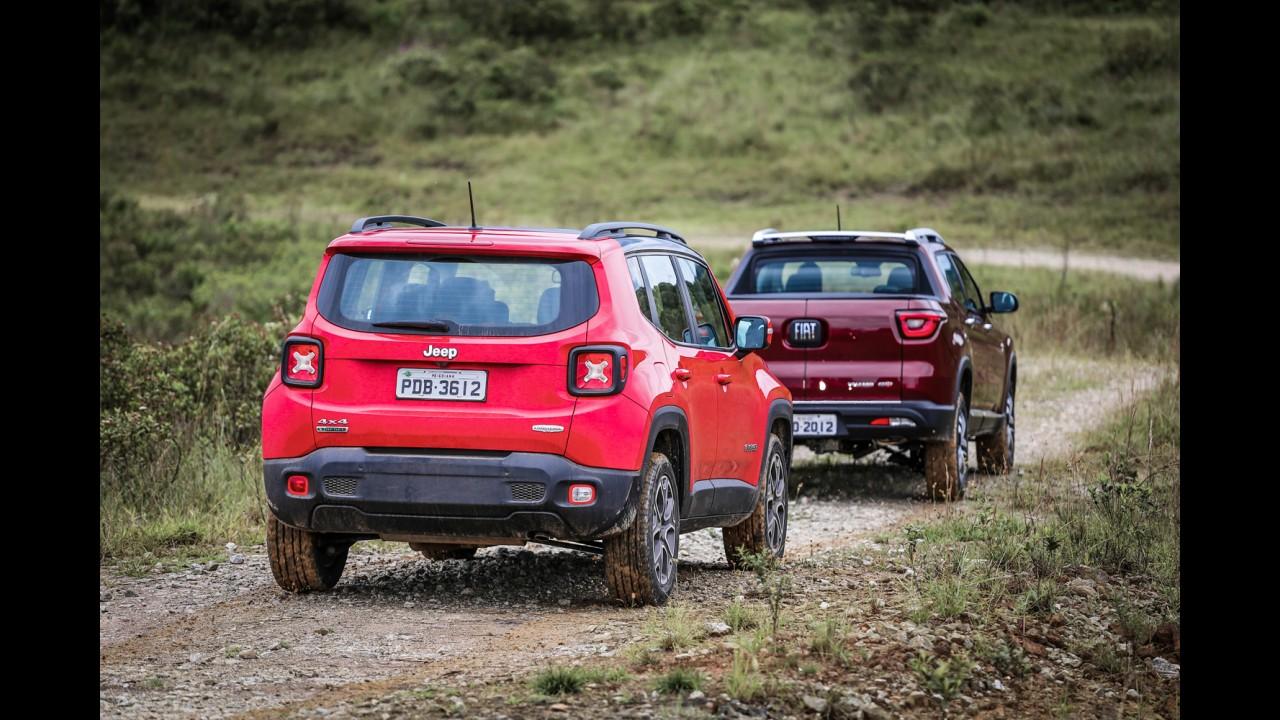 Jeep Renegade: série especial 75 Anos chega ao Brasil entre junho e agosto
