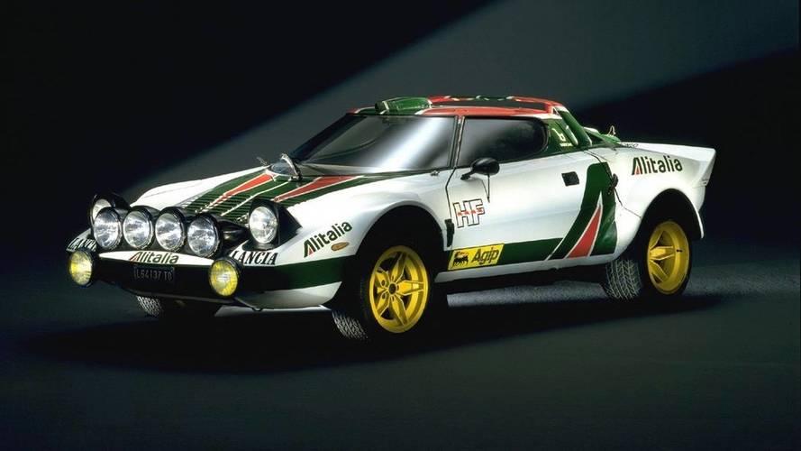 Retour sur une légende - La Lancia Stratos de 1974