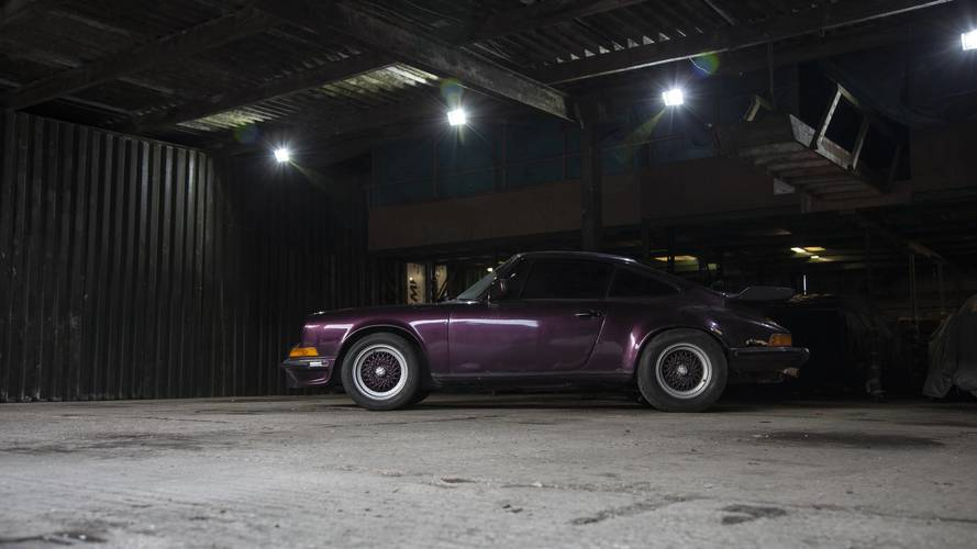 Super rare Porsche saved, will be restored to former glory