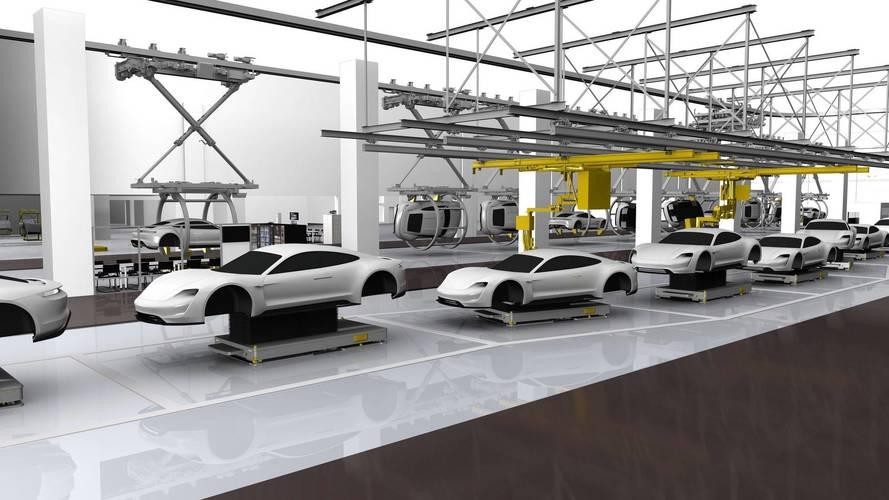 Porsche ve Audi ortak bir elektrikli platform geliştirecek