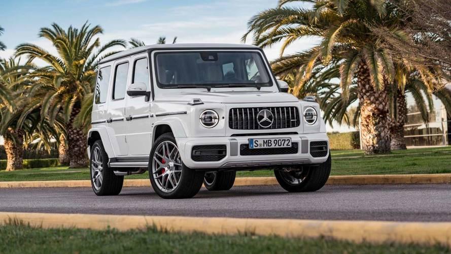 Mercedes-AMG G 63 2018: precios para España