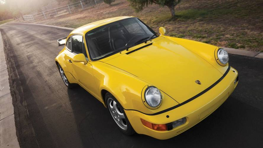 RM Sotheby's Set To Auction Porsche 964 Collection