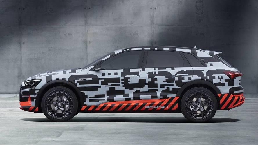 Sabemos el precio del Audi e-tron 2018 en Alemania
