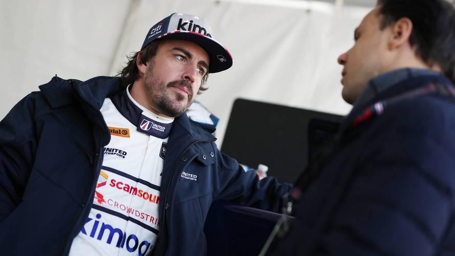 El Ligier de Alonso, 11º en Daytona, lejos del ritmo de los Cadillac