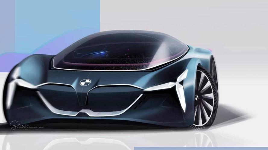 BMW Vision Grand Tourer, ulaşımın geleceğine işaret ediyor