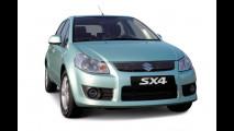 Suzuki SX4 debutta a Ginevra