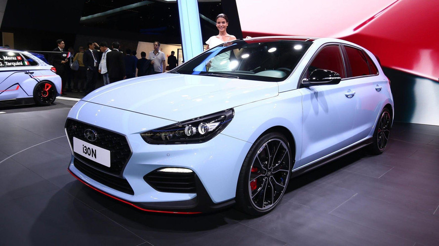 Hyundai i30 N Revealed