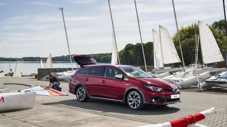 Toyota Auris Touring Sports Freestyle 2017