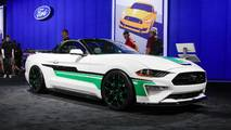 7 Tuned Ford Mustangs SEMA Live