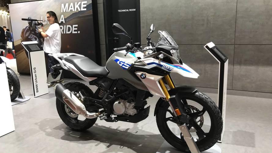Trail compacta BMW G 310 GS será um dos destaques do Salão Duas Rodas