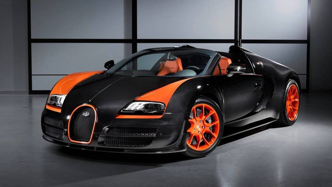 3. Bugatti Grand Sport Vitesse World Record Edition – 409 km/h