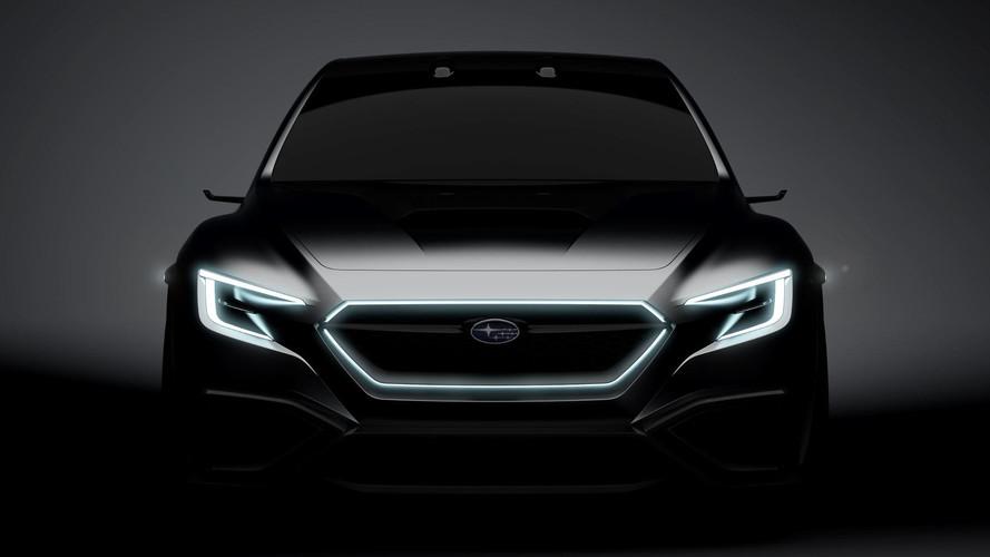 Subaru Viziv Performance Concept antecipa detalhes do próximo WRX