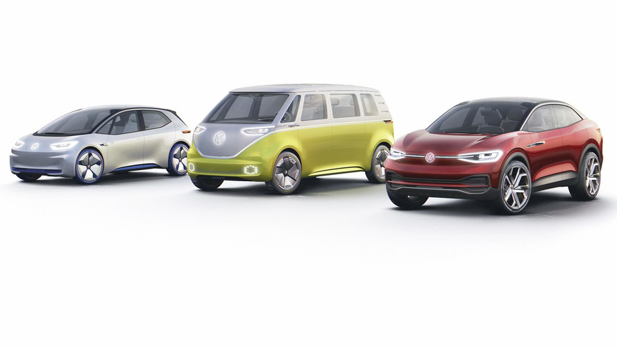 Volkswagen elektrikli kamyon ve otobüslere 1.7 milyar $ bütçe ayıracak
