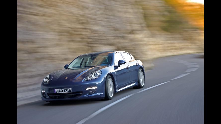 Porsche Panamera: optional per tutti i gusti