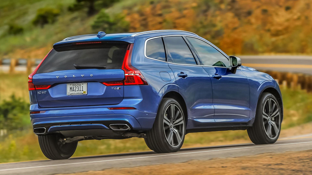 Amazing 2018 Volvo XC60 Review Photo