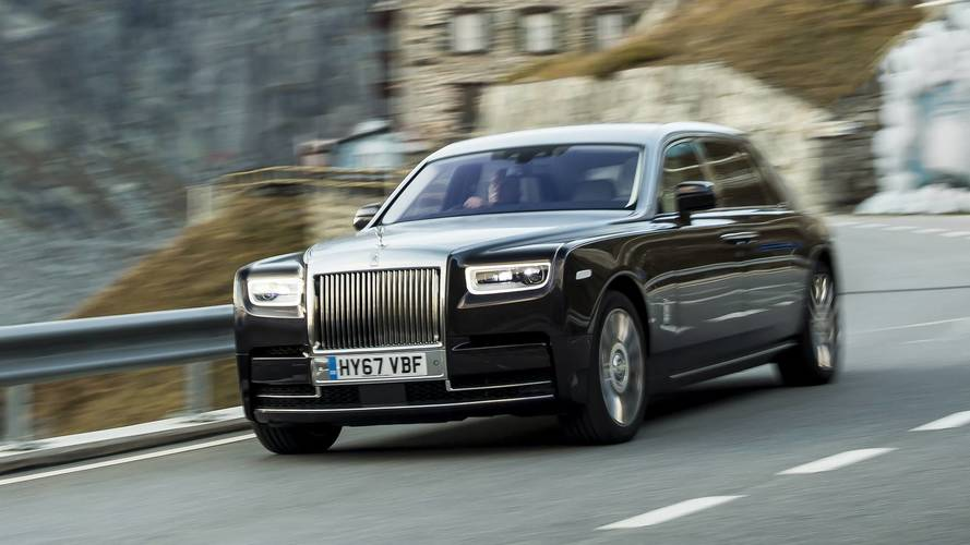 Rolls-Royce EV Likely Coming As Response To Chinese Demand