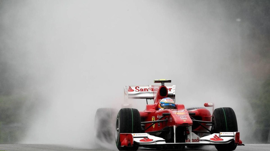 Heidfeld criticises top teams for weather gambles