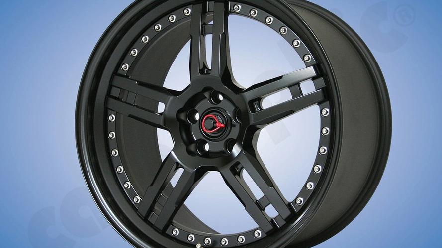 Cargraphic Shows new GTR Hi-Tech Wheel