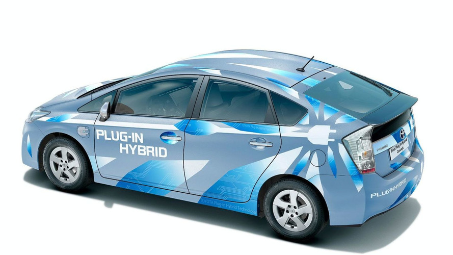Toyota Prius Plug-in Hybrid Concept - Intial Details Released
