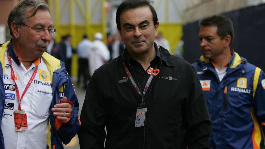 Carmaker Renault still interested in F1 team - boss