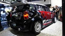 MINI Countryman WRC live in Paris 30.09.2010
