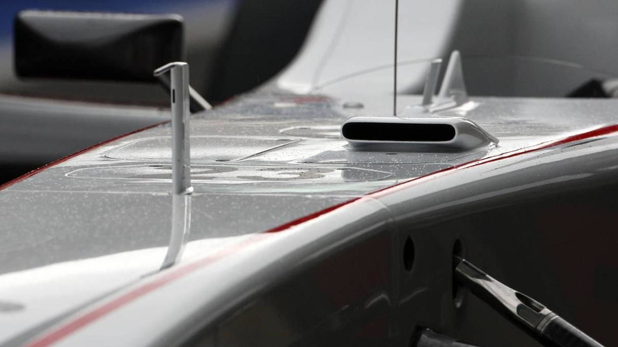 Also Sauber considering F-duct removal for Monza