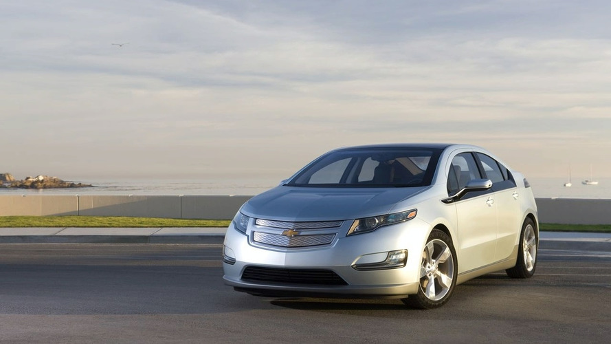 2nd-Gen Chevrolet Volt: Rotary, Diesel & 2 Cylinder Engines on the table