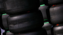 Bridgestone tires, European Grand Prix, 20.08.2009 Valencia, Spain