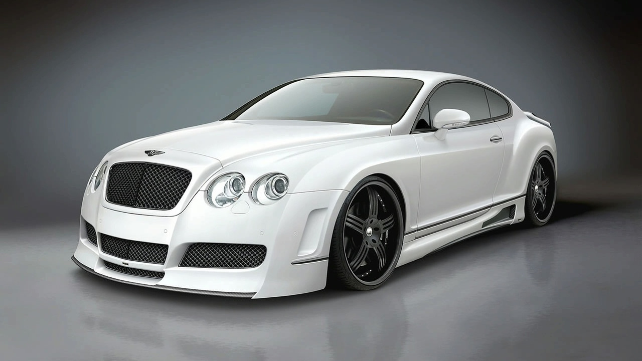 Bentley Continental GT by Premier4509