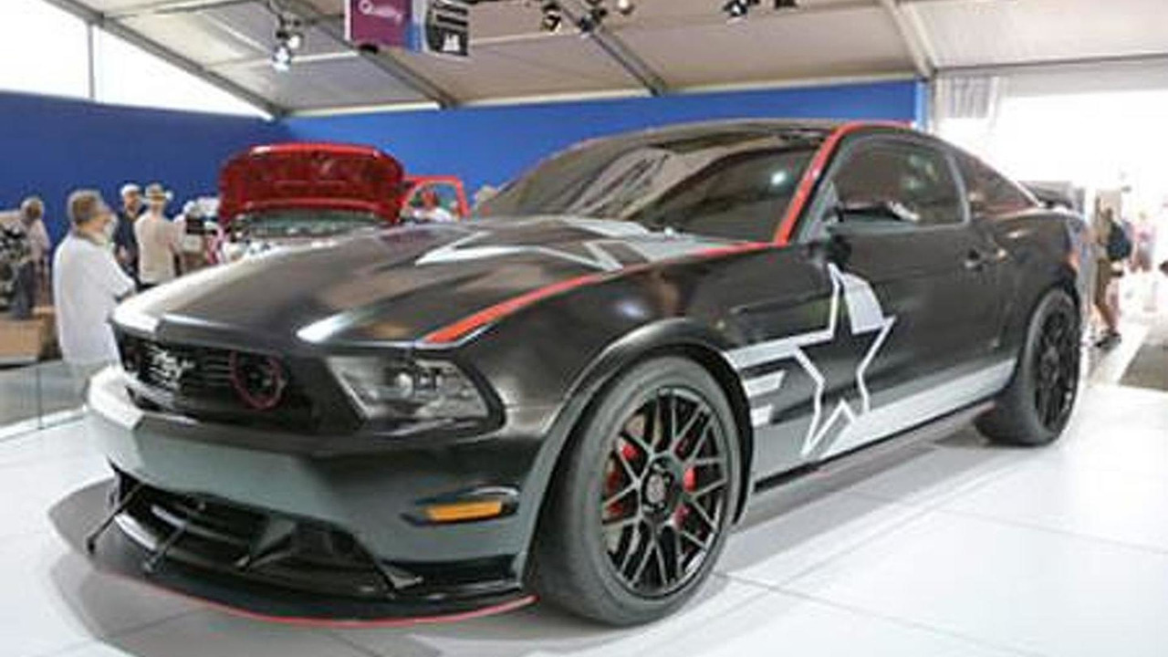 SR-71 Charity Mustang by Roush & Shelby, 450, 30.07.2010
