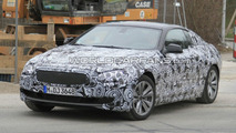 2012 BMW 6 Series Coupe First Spy Photos 30.03.2010