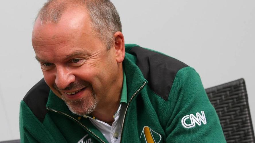 Gascoyne signs new 5-year Lotus deal