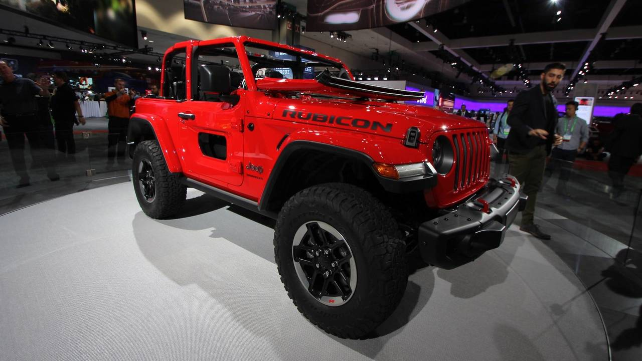 Hit: 2018 Jeep Wrangler