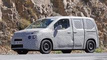Citroen Berlingo Spy Photo