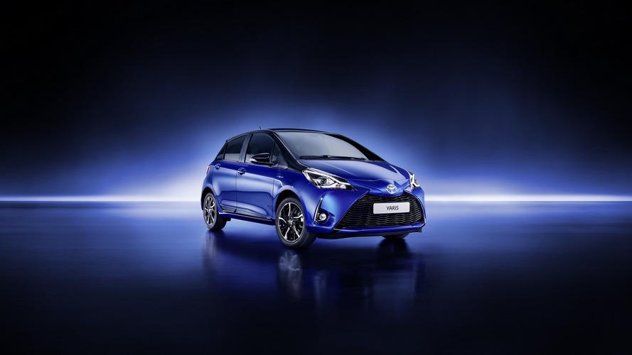 Toyota Yaris 2017 restyling: nuevos motores, diseño y equipamiento