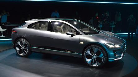 More Jaguar I-Pace EV details revealed ahead of March debut