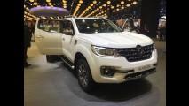 Paris: Renault Alaskan estreia para o público europeu e chega ao Brasil em 2018