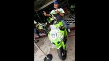 Das ruas para as pistas: conheça a história do motoboy Pássaro