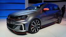 Volkswagen Gol konsepti Sao Paulo Otomobil Fuarı'nda yarışıyor