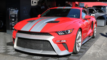 Ford Mustang GTT SEMA Live
