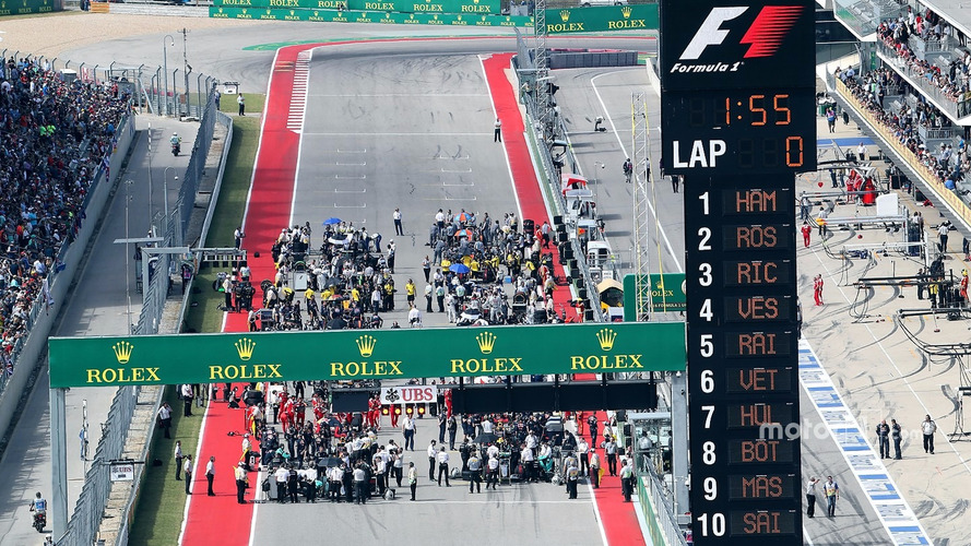 Analysis: How Liberty Plans To End F1's Grid Penalty