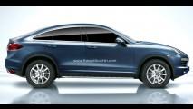 Porsche Cayenne Coupé: nova geração pode ganhar versão para brigar com X6 e GLE