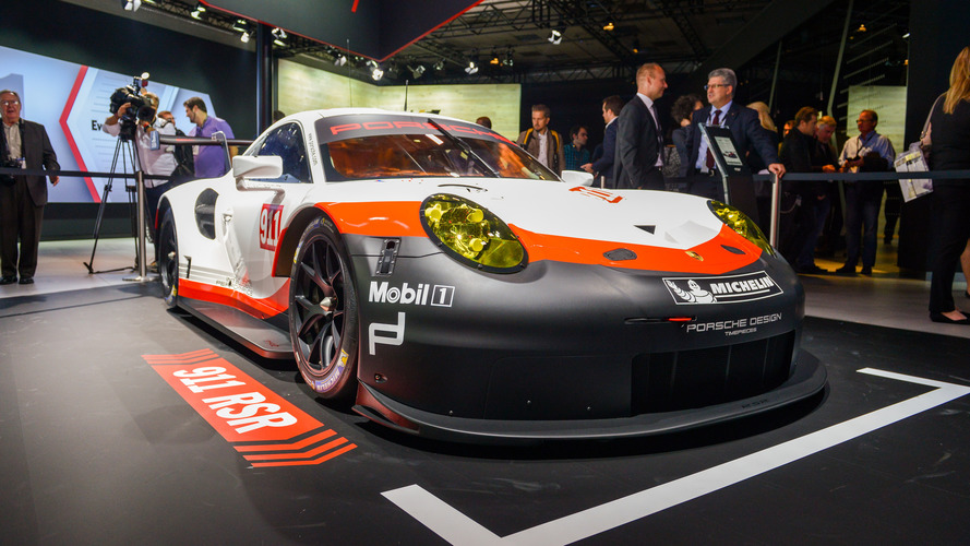 Porsche 'starting very close to zero' with mid-engine 911